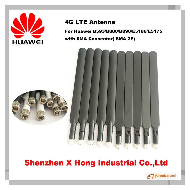 Оригинальная антенна Huawei 4G LTE для B593 B890 b890 e5172 b2000 e5186 4g cpe lte wifi роутер антенна sma разъем
