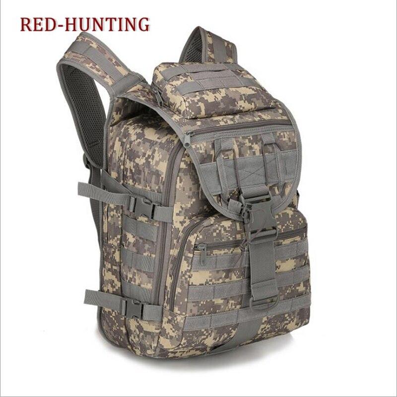 Mochila Táctica Militar, pequeña mochila de asalto, Molle Bug Out Army, mochilas