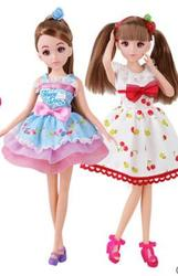 25cm novos braços e pernas podem dobrar novo estilo corpo comum móvel moda de alta qualidade meninas plástico clássico brinquedos melhor presente boneca bjd