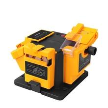 Multifonction électrique aiguiseur de couteau perceuse affûtage Machine couteau et ciseaux aiguiseur ménage meulage outils électriques