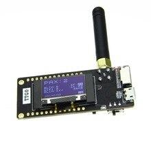 LILYGO®TTGO LoRa32 V2.1 _ 1,6 version 868/915Mhz ESP32 LoRa OLED 0,96 Inch SD Karte ESP-32 SMA Bluetooth WIFI wireless Modul