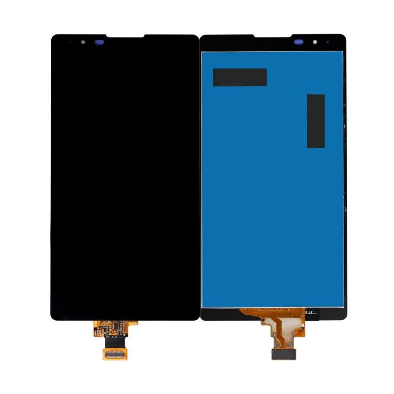 10 unids/lote para LG X Max k240 K240H K240F LCD Display MONTAJE DE digitalizador con pantalla táctil para LG k240 LCD pantalla envío gratis por DHL
