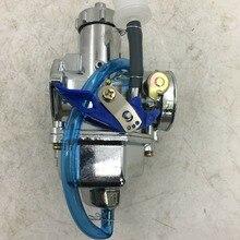 Frete grátis desempenho oko pitbike carburador carb 26mm 140cc 150cc pit bike jet substituir mikuni apto para honda yamaha