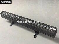 4lot high output led blacklight led building lighting led wallwasher 48x3w led uv bar led wall washer china light