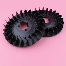 Flywheel Cooling Fan For Honda GX160 GX200 GXV160 5.5HP 6.5HP Gas Engine Lawn Mower Generator Motor Part
