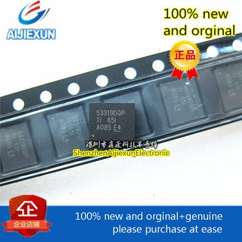 10pcs 100% new and orginal TPS53319DQPR DC-DC TPS53319 High-Efficiency 8-A or 14-A Synchronous Buck ConverSON-22 in stock