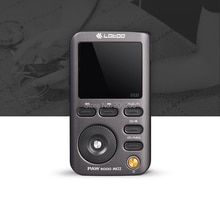 2017 Yeni LOTOO PAW5000MKII 2nd Bluetooth Taşınabilir Kayıpsız HIFI Ses LED DSD MP3 Müzik Çalar