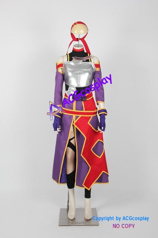 Sword Art Online Konno Yuki костюм-костюм ACGcosplay