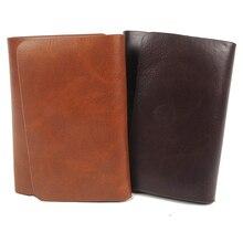 Hommes en cuir pince à billets portefeuille aimant hommes argent sac à main marque concepteur fausse pièce dargent pochette étuis sac