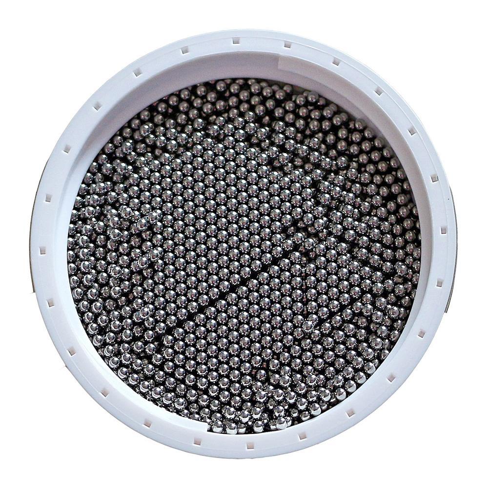 1000pcs 2mm G10 Hardened Precision Chromium Chrome Steel Bearing Balls AISI 52100