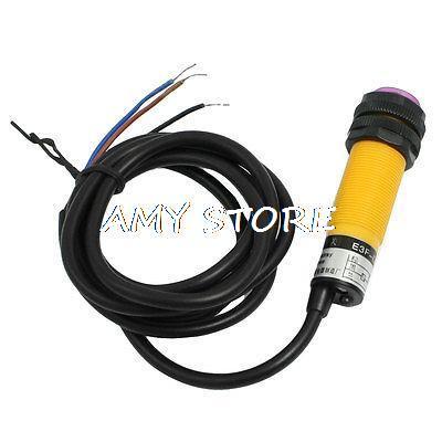 E3F-DS30C4 30cm infravermelho ray dc 6-36 v npn nenhum tipo difuso interruptor fotoelétrico
