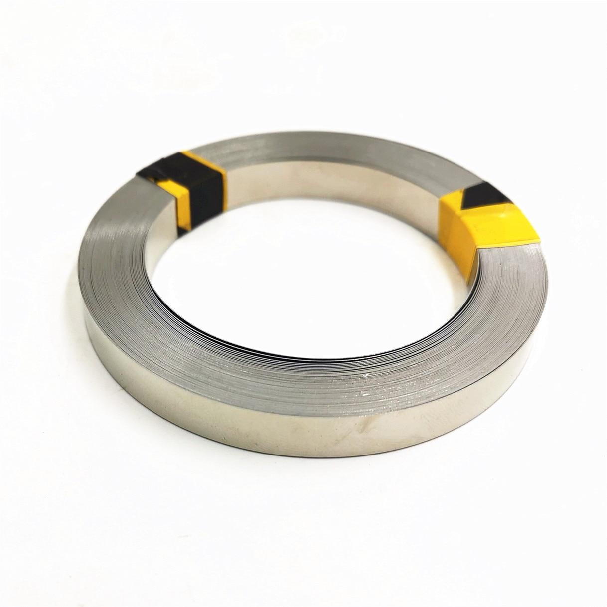 1 rotolo 10m 18650 per batteria agli ioni di litio piastra in lamiera - Attrezzatura per saldare - Fotografia 5