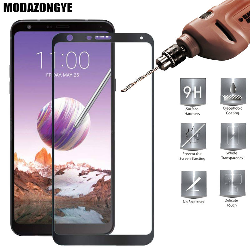 For Screen Protector LG Stylo 4 Tempered Glass For LG Q Stylo 4 LG Stylo 4 Stylo4 LM-Q710MS Glass Pr