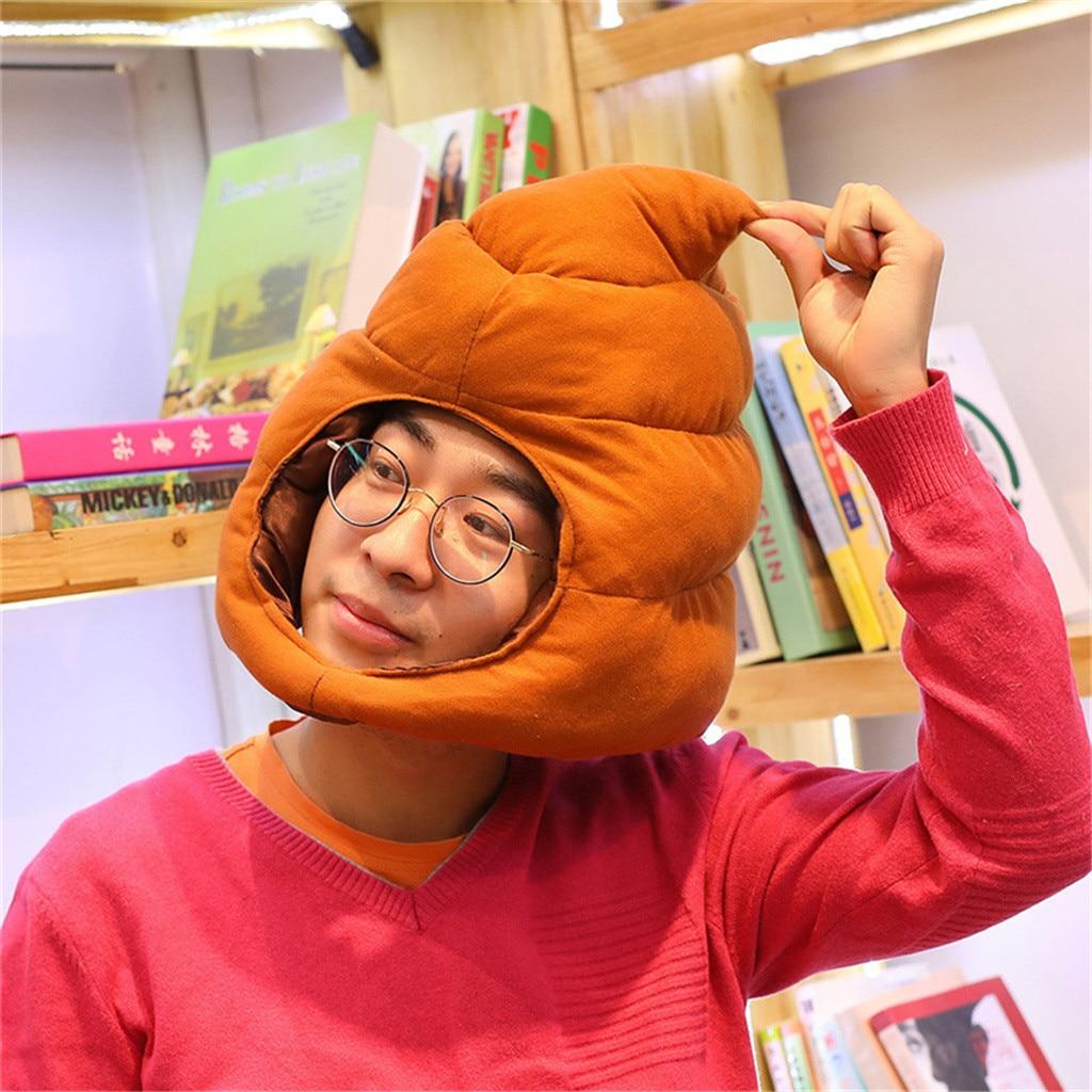 Shiba Inu Peluche de felpa suave almohada muñeca de dibujos animados Poop Hat Cute Shiba suave juguete