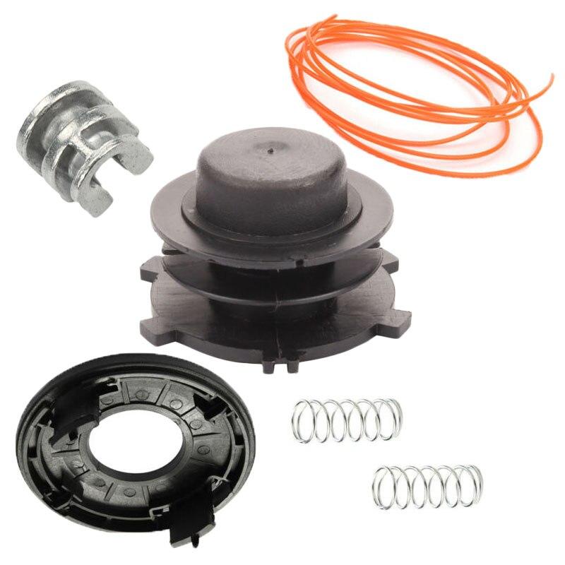 Para muchos modelos de Trimmer carrete línea para Stihl 25-2 FS80 FS85 FS90 FS100 FS110 FS130 FS250 FS56
