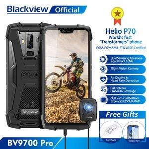 Смартфон Blackview BV9700 Pro, 6+128 Гб