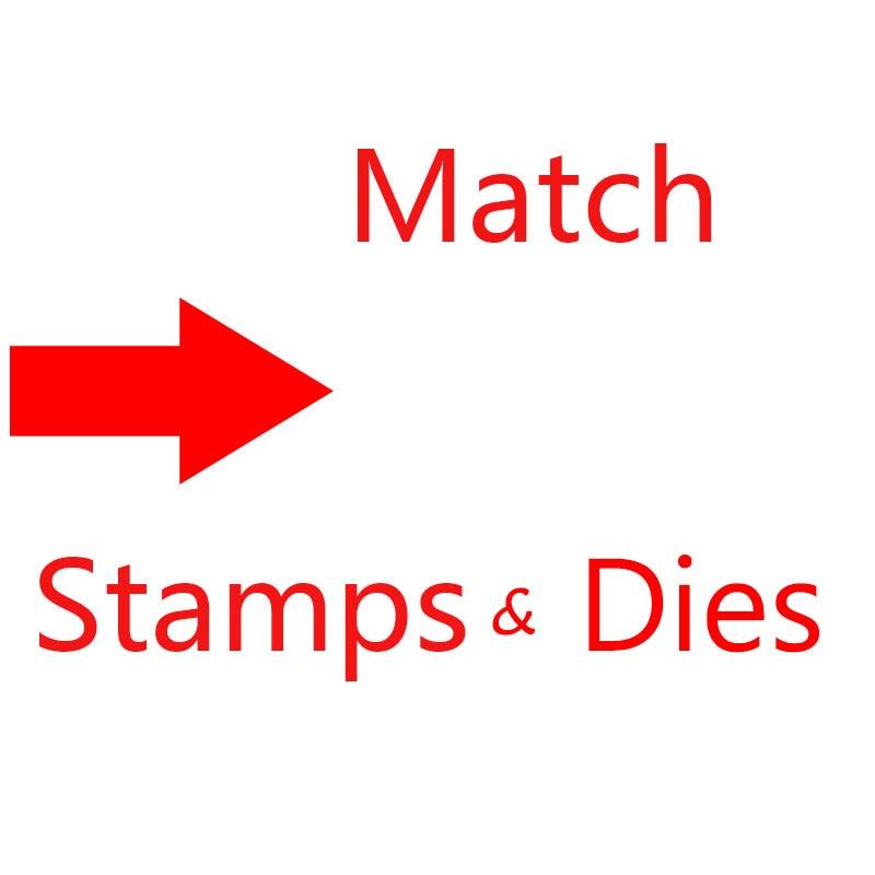 YaMinSanNiO 10*10cm 42.9x87.9mm Bethlehem Rubber Stamp Clear Christmas Metal Cutting Dies New 2019 Scrapbooking Dies[LUCKY BAG]