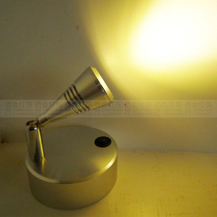 Новые беспроводные Светодиодные прожекторы AA батарея настенный светильник шкафы ювелирные изделия выставочный зал дорога ведущий свадьба...
