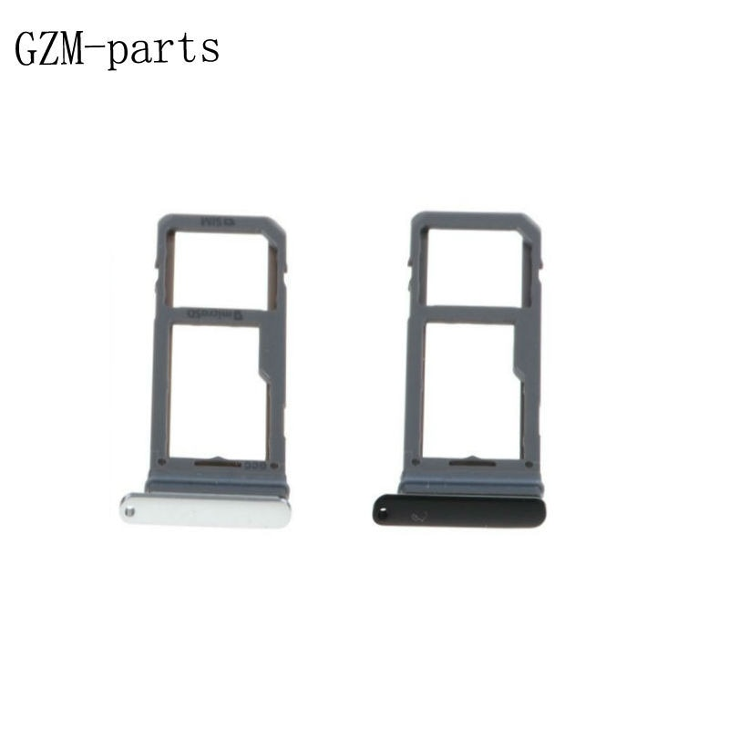 GZM-parts 1 шт., для Samsung Galaxy S8 G950F S8 Plus, слот для sim-карты, держатель для карты SD, адаптер
