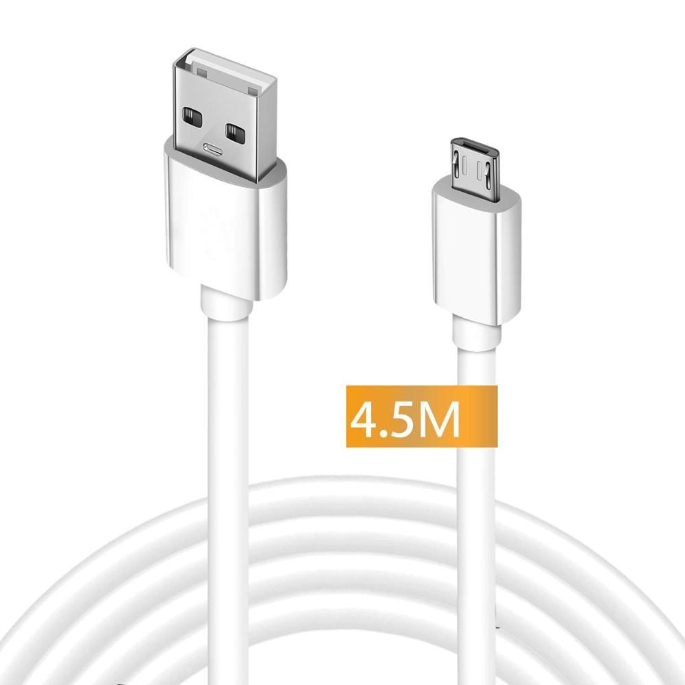 Cable USB a Micro USB 5M Extra larga Android rápida Cable de...