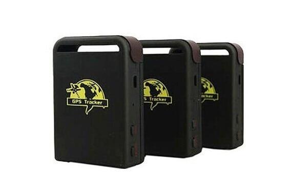 Rastreador gps para vehículo personal xexun TK102-2, soporte para tarjeta SD de 4 bandas, software gratuito sin caja