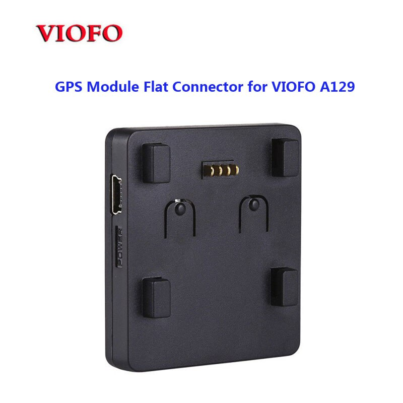 Original Viofo GPS Tracker coche GPS módulo externo GPS montaje adhesivo para Viofo A129/A129 Duo coche DVR Dash cam cámara de coche