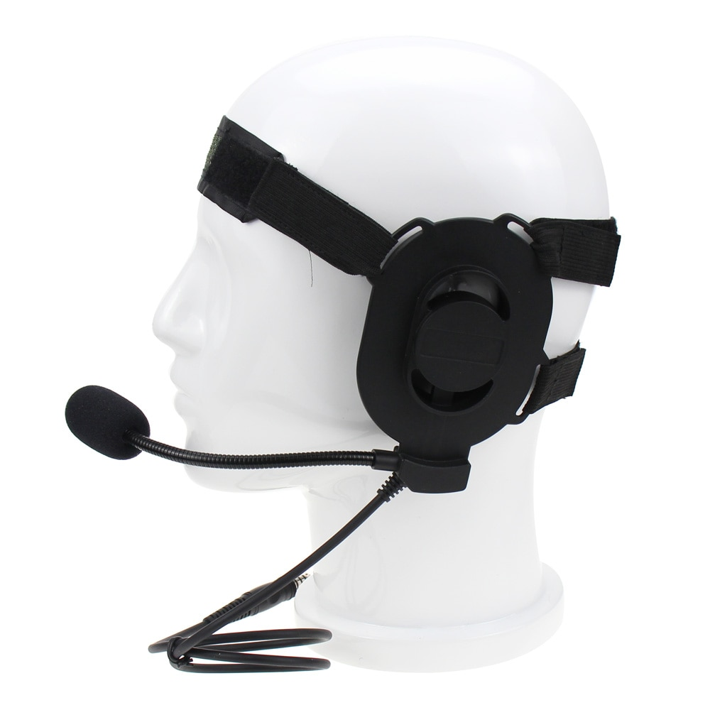 Фото - 2 Pin Tactical Bowman Elite II Headset with U94 Style PTT Mic for Midland Walkie Talkie G6 G7 GXT550 GXT650 LXT80 LXT112 LXT435 tactical bowman elite ii radio headset earpiece with u94 style ptt for midland 2 pin walkie talkie g6 g7 gxt550 gxt650 lxt80 lx