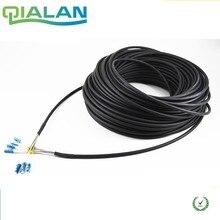 LC UPC FTTA cordon de raccordement SM CPRI extérieur 4 cœurs FTTA câble de raccordement G652 LSZH 25m 50m 100m