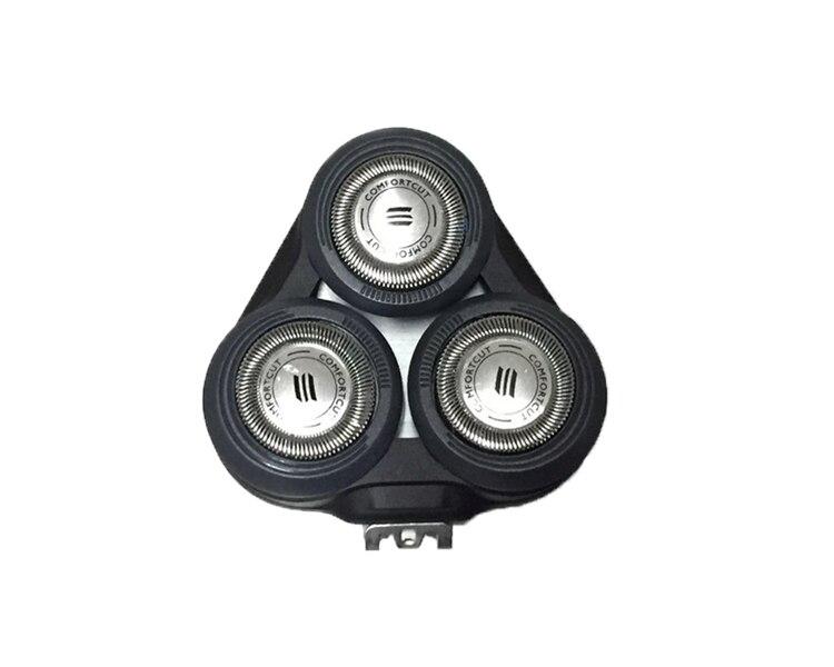 Бритва Замена Blate + рамка + головка бритвы для Philips S5420 S5510 S5340 S5140 S5110 S5050 S5390 бритва Запасное лезвие