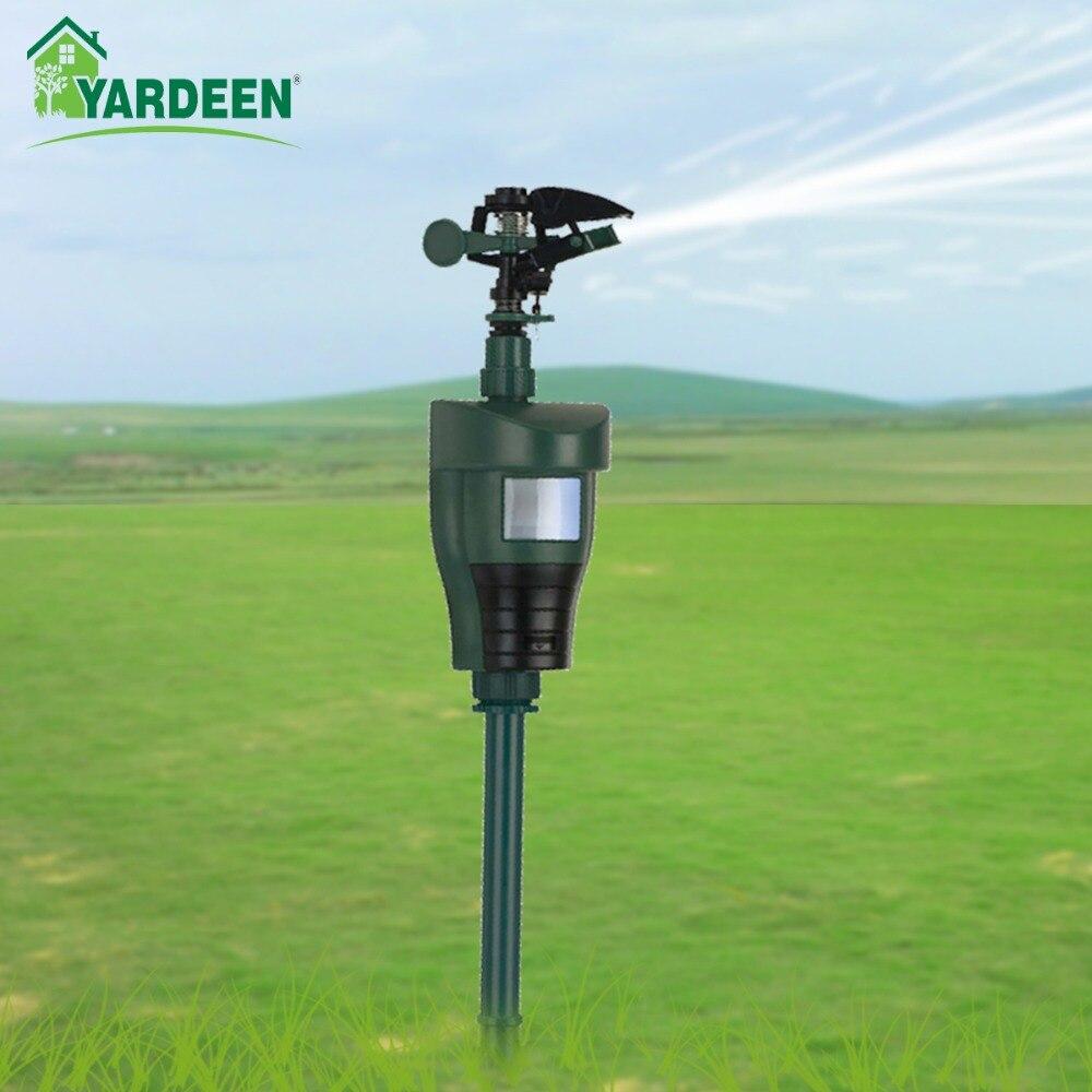Bird, Dog ,Cat  Repellent Graden Eco-friendly Scarecrow Jet Spray Animal Repeller Home Garden Repeller