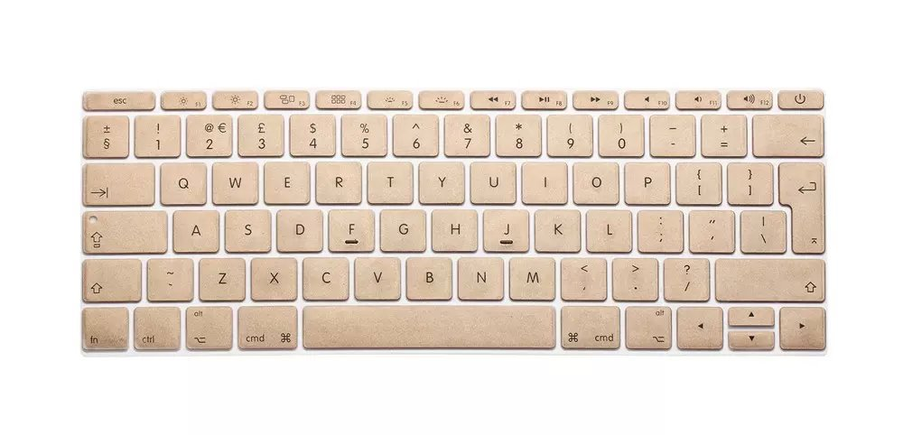 Pegatinas para teclado Apple MacBook, Cubierta dorada de silicona US/EU para Mac book Air Pro Retina 11 12 13 15 11,6 13,3 15,4