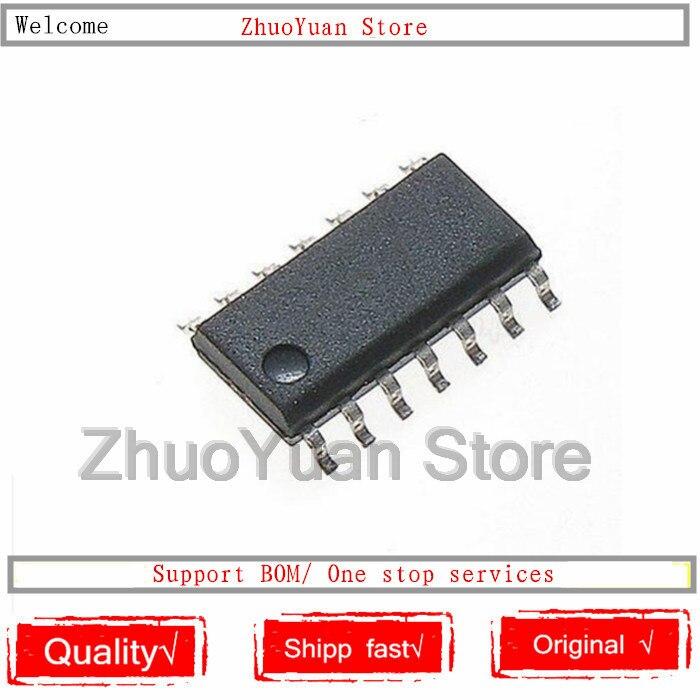 1 pçs/lote original Novo MCP604-I/SL SOP14 MCP604 MCP604-I SOP IC chip de SOP-14