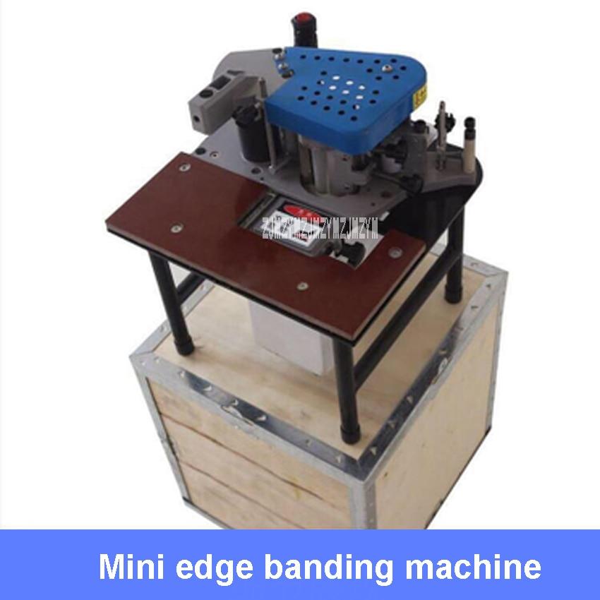 Neue DIY Home Mini Rand Banding Maschine Tragbare Rand Banding Maschine Holzbearbeitung Haushalt Mini Rand Banding Maschine 220 V/ 380V