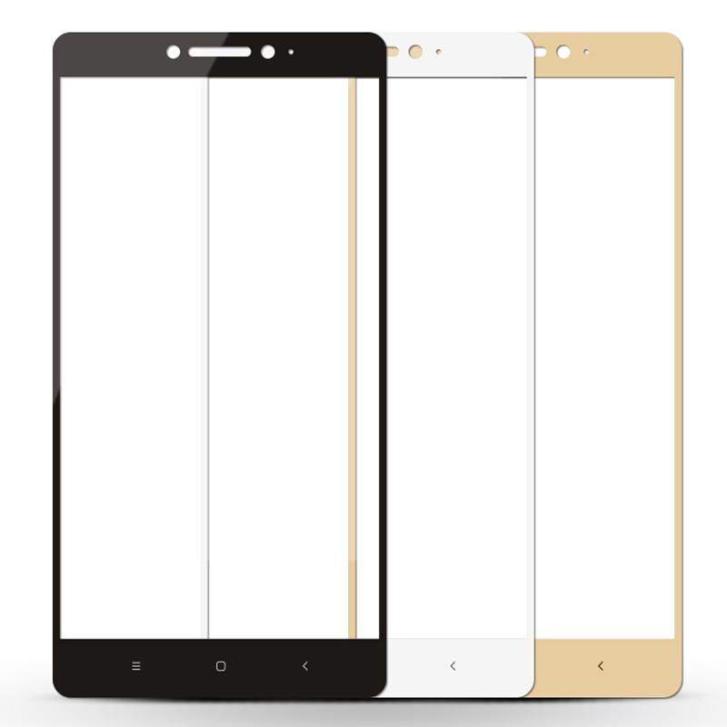 3D Tempered Glass For Xiaomi MI Max Full Cover 9H Protective film Explosion-proof Screen Protector For Xiaomi MI Max 2 Max2