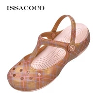 issacoco shoes woman sandals home women slippers summer women sandals flat beach sandals sandals platform ladies spring shoes