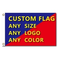 graphic custom printed flag polyester shaft cover brass grommets free design outdoor advertising banner decoration party sport