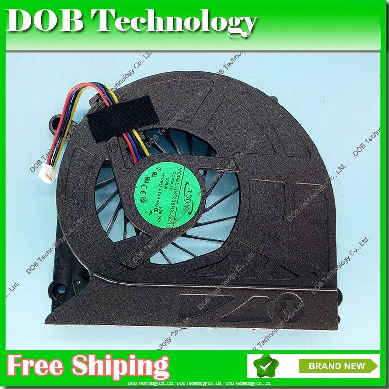 Nueva CPU ventilador para ASUS K40 K50 K51 K60 K60IJ K50IJ K50I P50 serie portátil ventilador de refrigeración de la CPU
