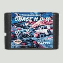 Chase H. Q. II carte de jeu 16 bits pour Sega MegaDrive & Genesis System
