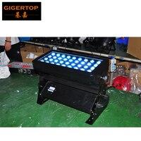 משלוח חינם 36x12 w עמיד למים Led קיר אור מכונת כביסה גבוהה כוח Led מכונת כביסה קיר RGBW Led עיר צבע אור