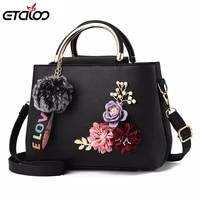 flowers shell womens tote leather clutch bag small ladies handbags brand women messenger bags comfort casual flower bag 2021