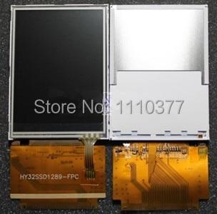 Pantalla LCD TFT de 3,2 pulgadas de 37 pines con Panel táctil SSD1289 Drive IC 240(RGB)* 320
