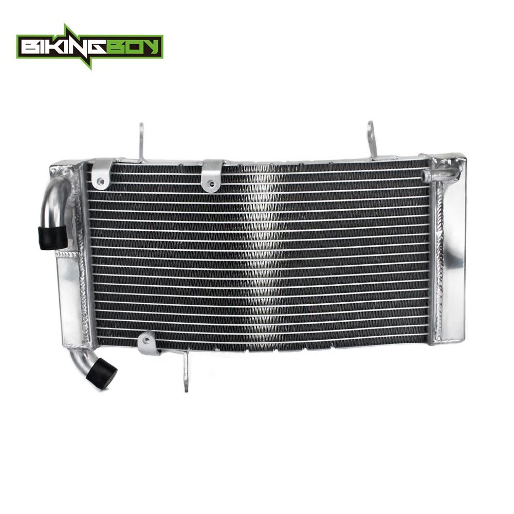BIKINGBOY 1 Set High Quality Aluminum Cores Alloy Engine Water Cooling Radiators Radiator For DUCATI 748 916 996 998 All Year