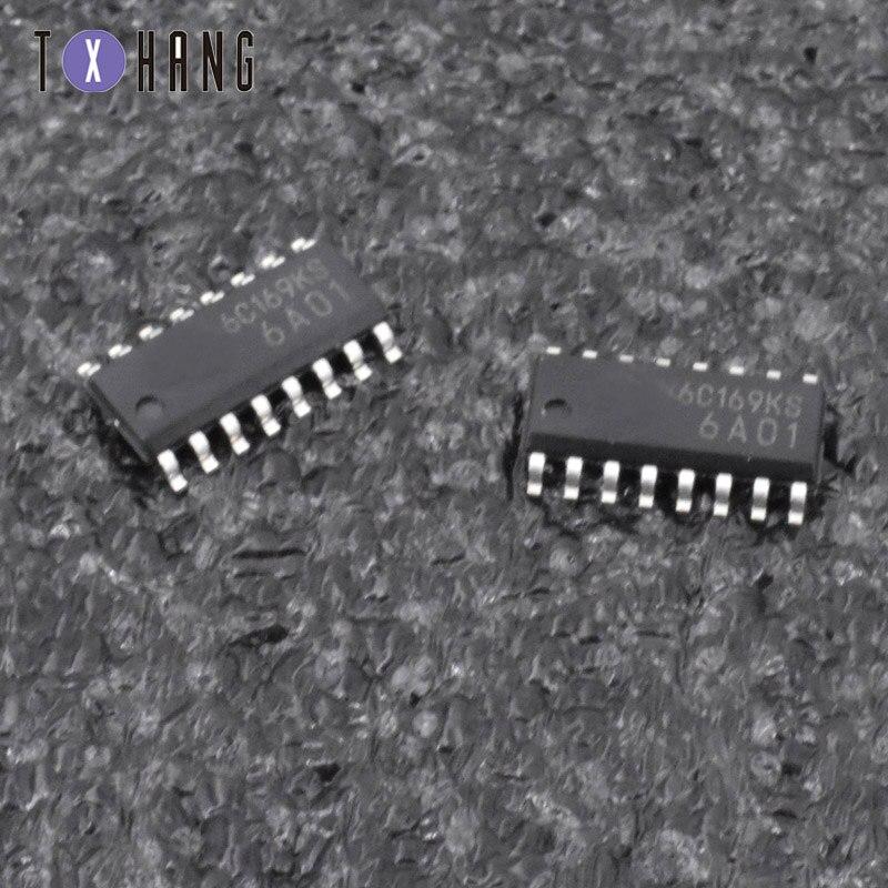 5/10 Uds FA6A01 FA6A01N FE6A01 6A01 encapsulación SOP-16 IC
