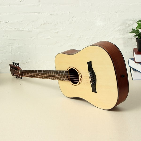 Amari AM-BABY 34 inch Guitar Rosewood Folk Acoustic 6 Strings Guitar With Gig Bag/Tuner/Capo/Strap enlarge