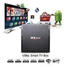 ТВ-приставка VMADE Android 7,0, 1 ГБ, 8 ГБ, четырехъядерный процессор Allwinner_H3, Cortex-A7 C, поддержка 4 K, WiFi, IPTV, приставка pk H96 X96 T96
