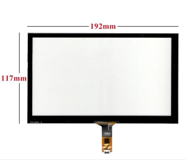 192*117 8-inch universal capacitor touch screen ic gt911 6pin entrega gratuita