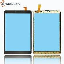 """جديد لمس الشاشة ل 8 """"بوصة YJ560FPC-V0 اللمس لوحة اللمس أجزاء الاستشعار اللمس الزجاج محول الأرقام YJ560FPC-V0 YJ560 FPC-V0"""