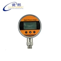 the high quality stainless steel material local lcd display 0100 mpa pressure range digital pressure meter