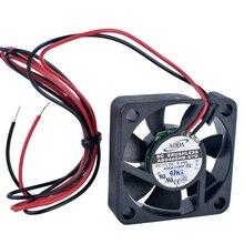Révolution de refroidissement AD0405HB-G70 40mm ventilateur 4010 40x40x10mm 5 V ventilateur 0.19A Double roulement à billes grand volume dair ventilateur USB