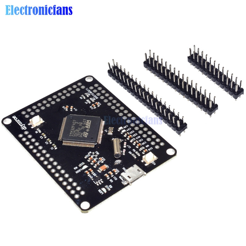 STM32F4discovery STM32F407VGT6 ARM Cortex-M4 32 бит MCU Core Development Board SPI I2C IIC UART ISC интерфейс SDIO Module